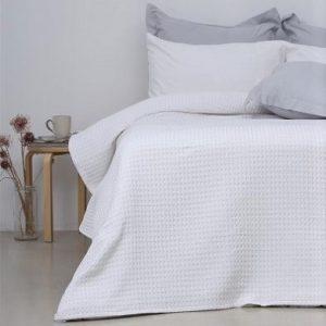 Πικέ κουβέρτα βάφλα